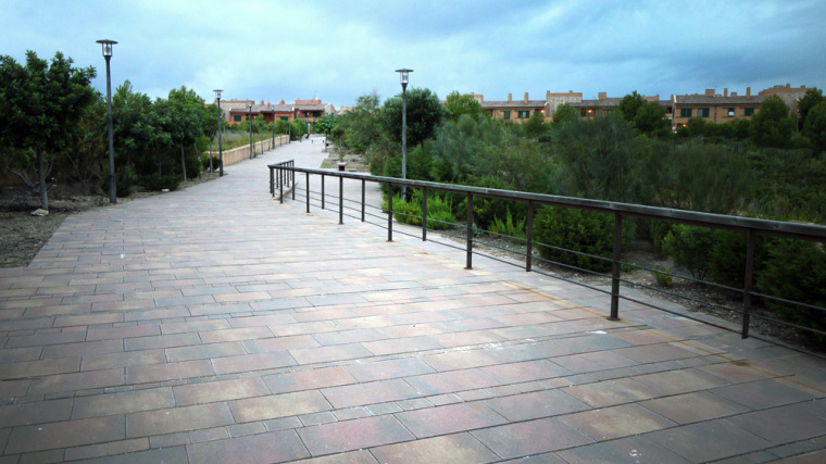 Cala Calafato人行道第12张图片
