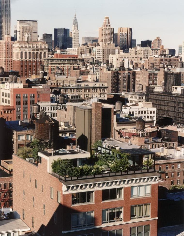 曼哈顿屋顶露台第2张图片