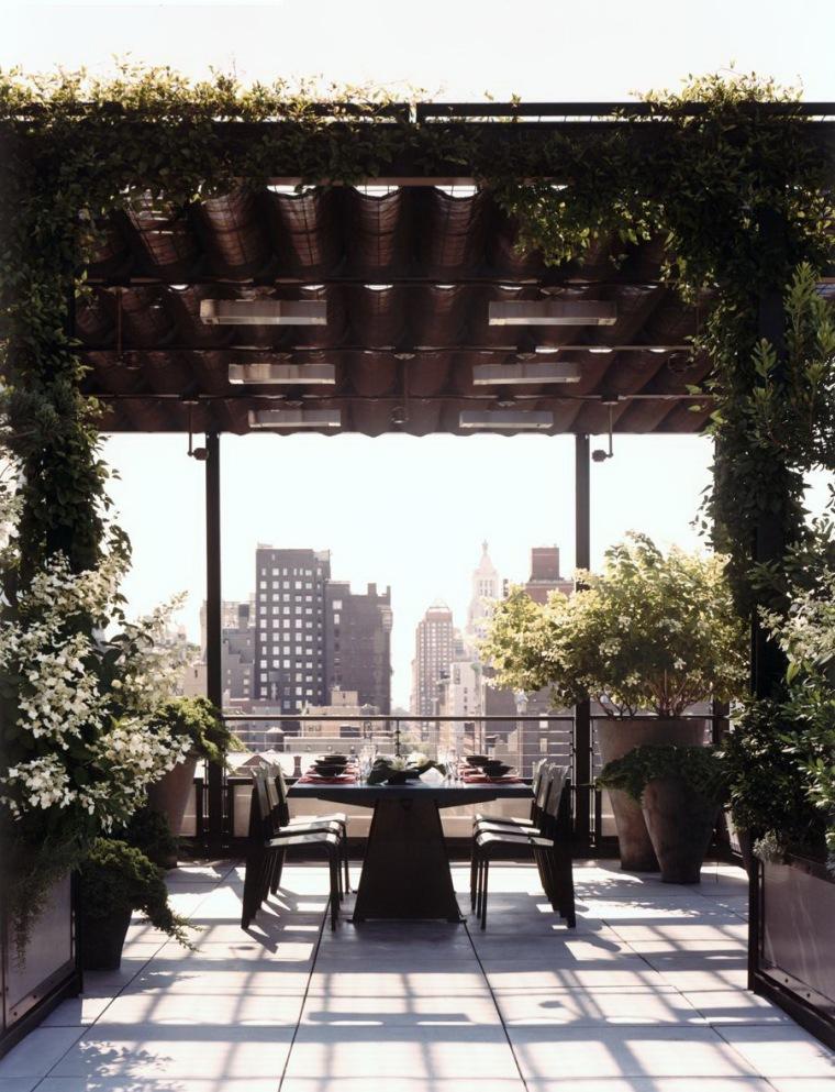 曼哈顿屋顶露台第5张图片