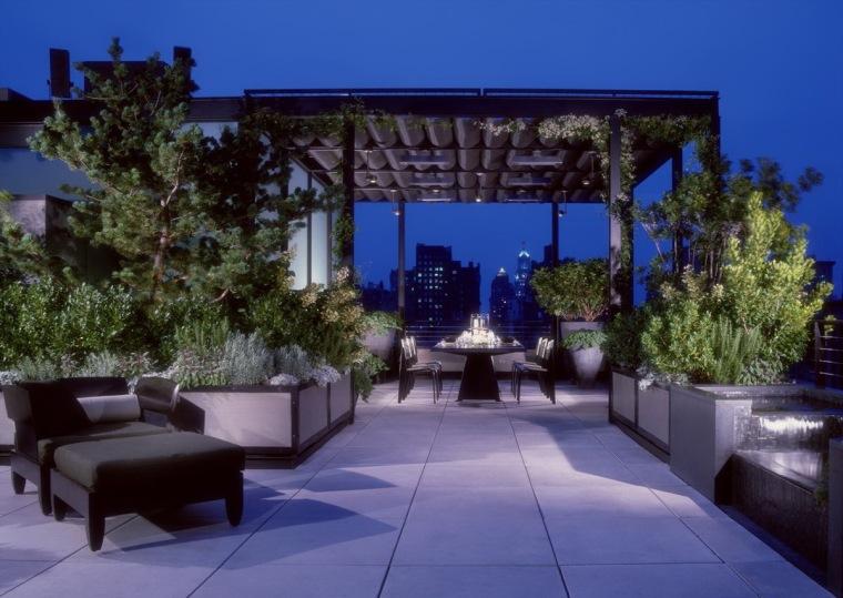 曼哈顿屋顶露台第6张图片