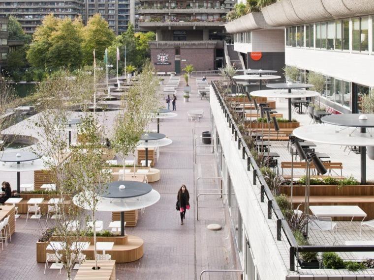 Barbican餐厅第1张图片
