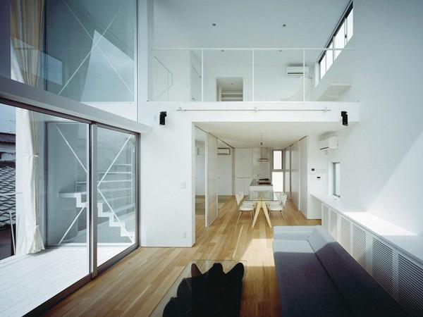 日本现代简约派住宅第1张图片