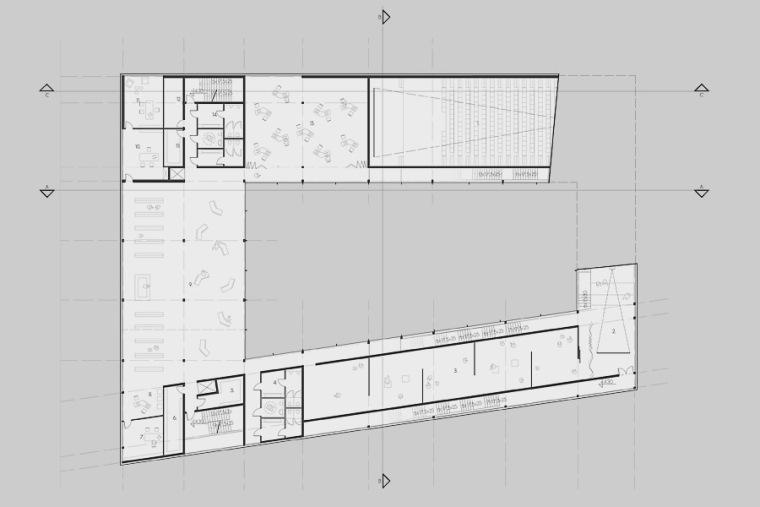 平面图02 plan 02-Quarter文化中心第13张图片