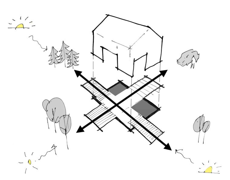 设计图 Scheme-Bohumilec住宅第12张图片