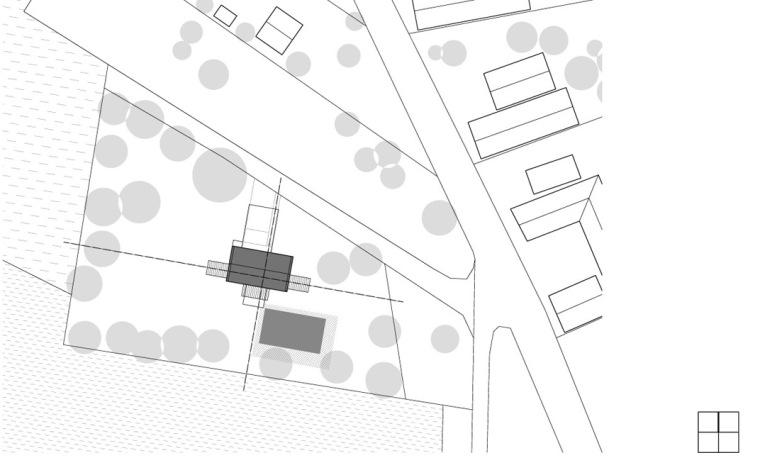 位置 Situation-Bohumilec住宅第14张图片