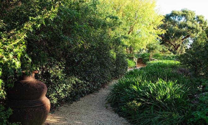 Up Country花园第5张图片