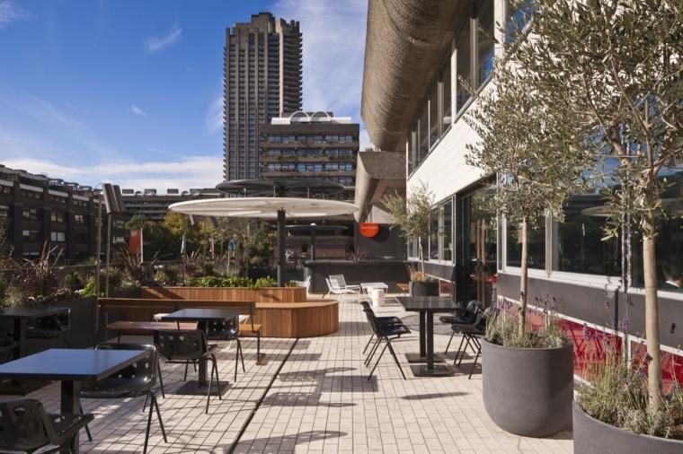 Barbican餐厅第5张图片