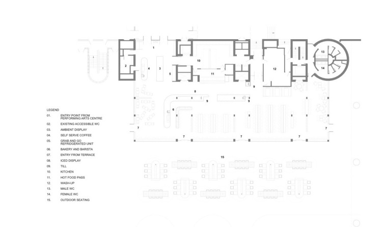 平面图02 Plan02-Barbican餐厅第38张图片