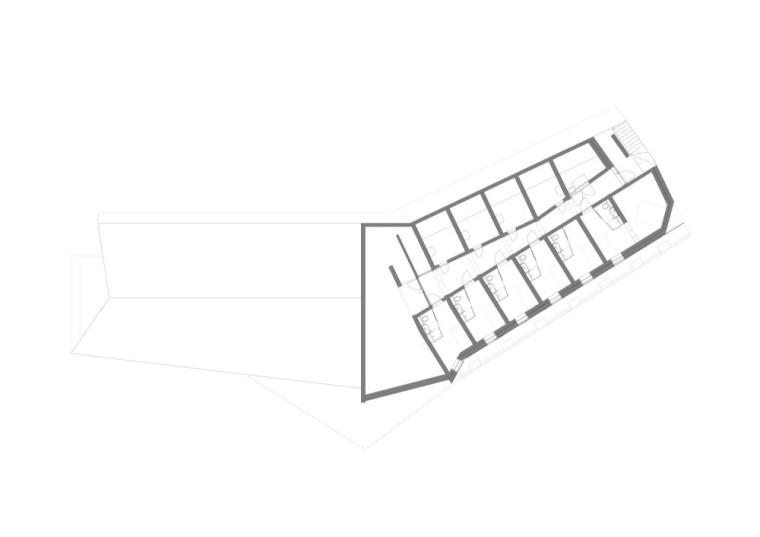 平面图01 Floor Plan01-Pulpit Rock旅舍第10张图片