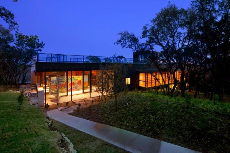 Wimberley新型绿色住宅第6张图片