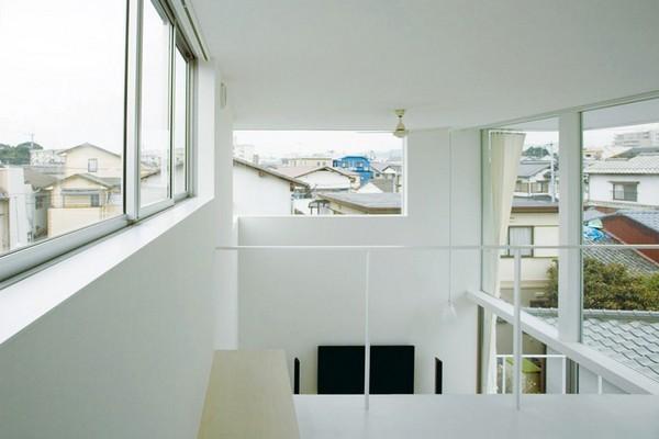 4-日本现代简约派住宅第5张图片