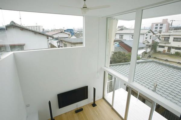 日本现代简约派住宅第6张图片