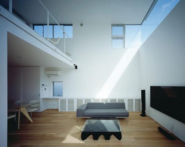 日本现代简约派住宅第7张图片