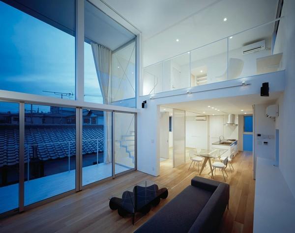 日本现代简约派住宅第8张图片