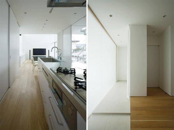 日本现代简约派住宅第9张图片