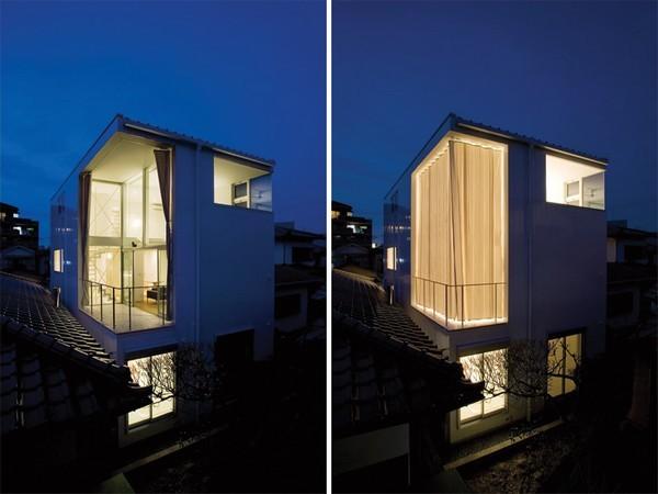 日本现代简约派住宅第11张图片