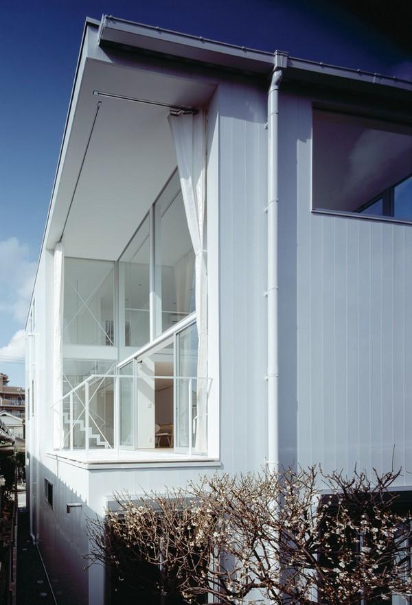 日本现代简约派住宅第12张图片