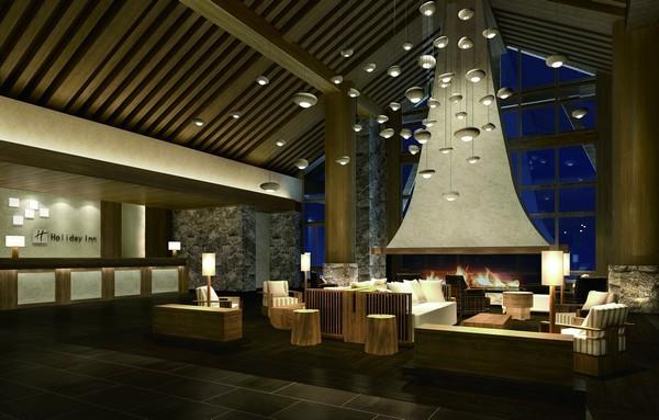 酒店大堂-万达长白山假日酒店第2张图片
