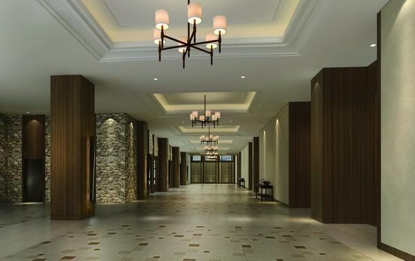 宴会前厅-万达长白山假日酒店第5张图片