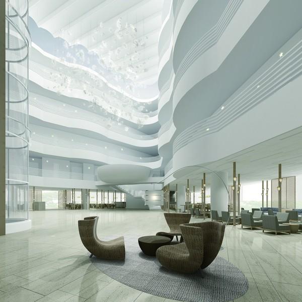 1号楼大堂吧-深圳雅兰酒店第3张图片
