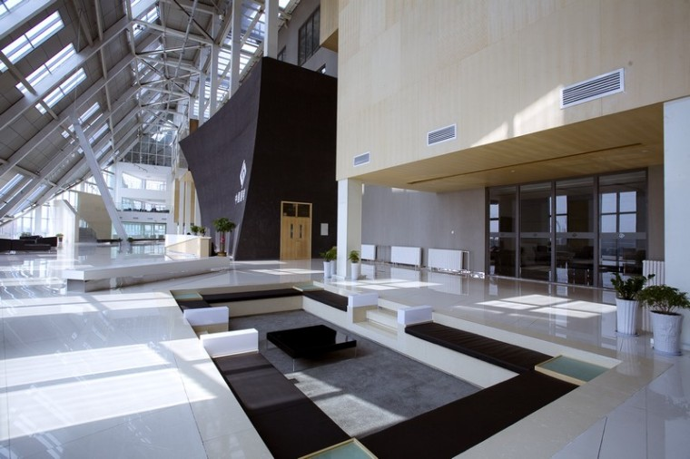 大堂-宁夏国电太阳能有限公司第2张图片