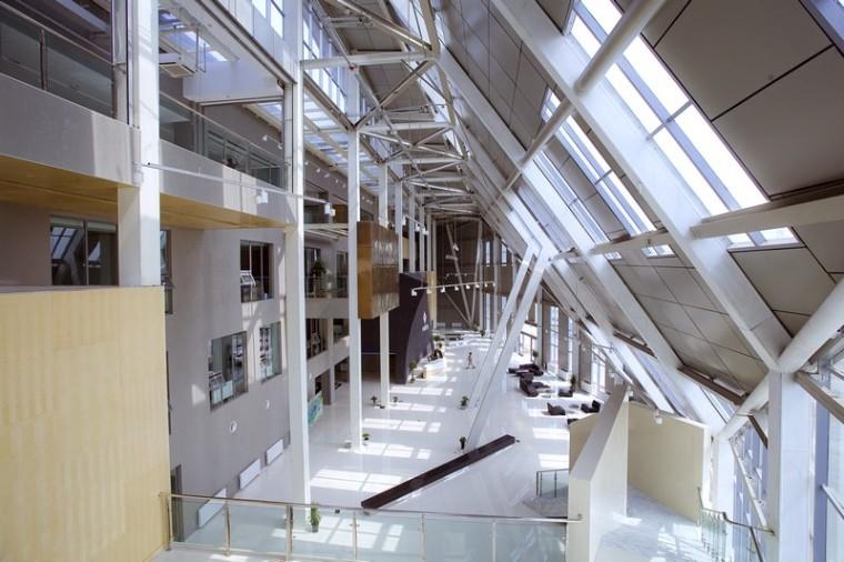 大堂-宁夏国电太阳能有限公司第3张图片