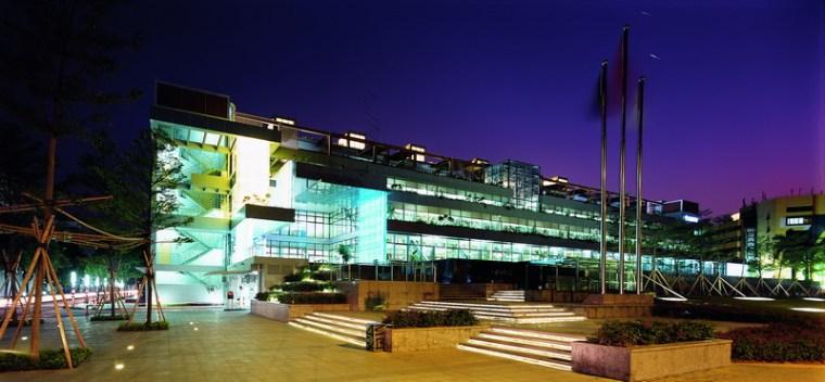 深圳招商地产办公楼第3张图片