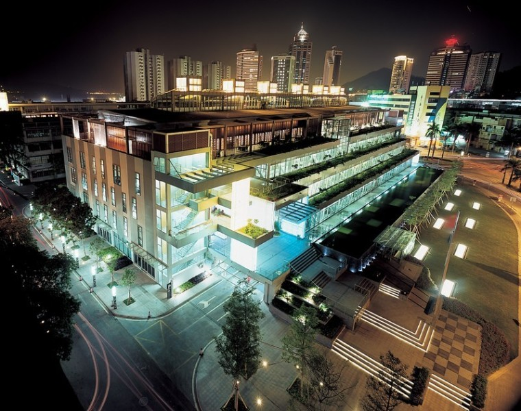 深圳招商地产办公楼第4张图片