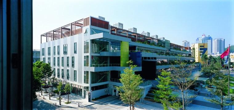 深圳招商地产办公楼第6张图片