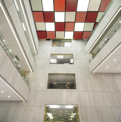 海关大厅入口-深圳招商海运中心第4张图片