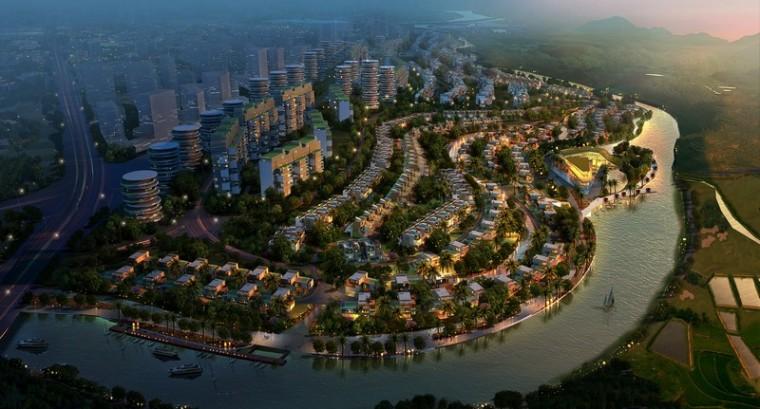 遂宁渠河国际新城第2张图片