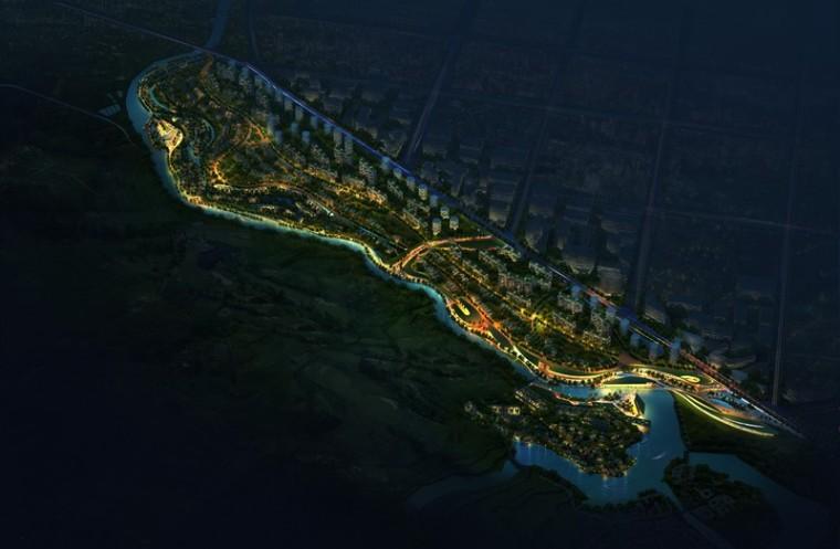 遂宁渠河国际新城第3张图片