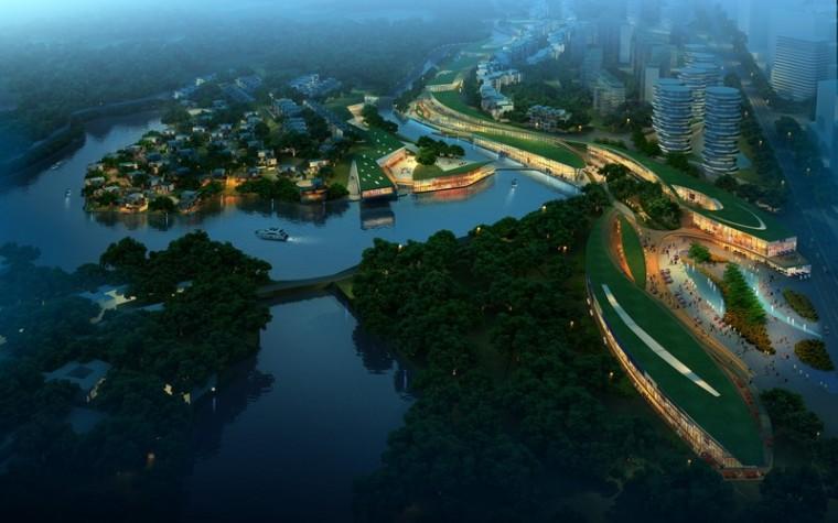 遂宁渠河国际新城第5张图片