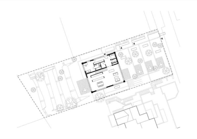 位置 Situation-阶梯住宅第20张图片