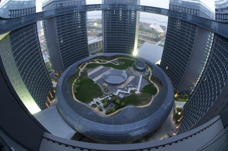 杭州新市政大楼第3张图片
