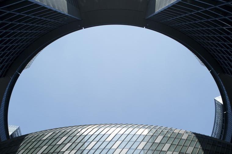 杭州新市政大楼第4张图片