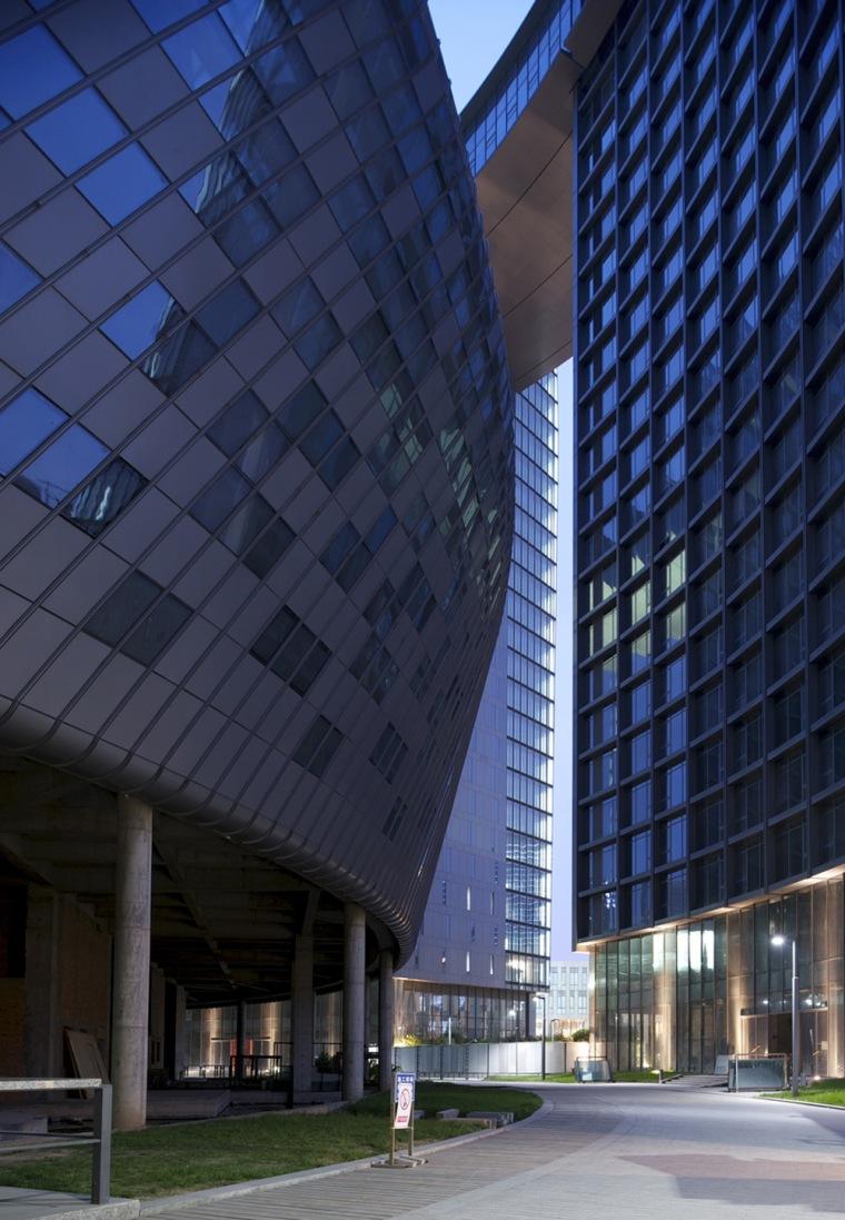 杭州新市政大楼第5张图片
