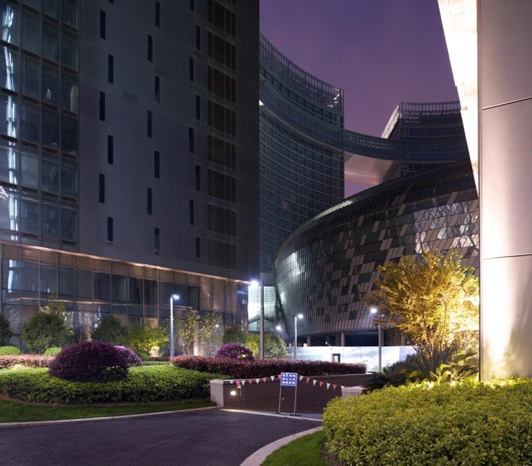 杭州新市政大楼第8张图片