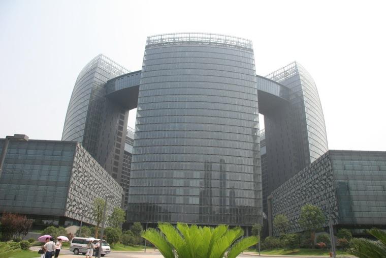 杭州新市政大楼第11张图片