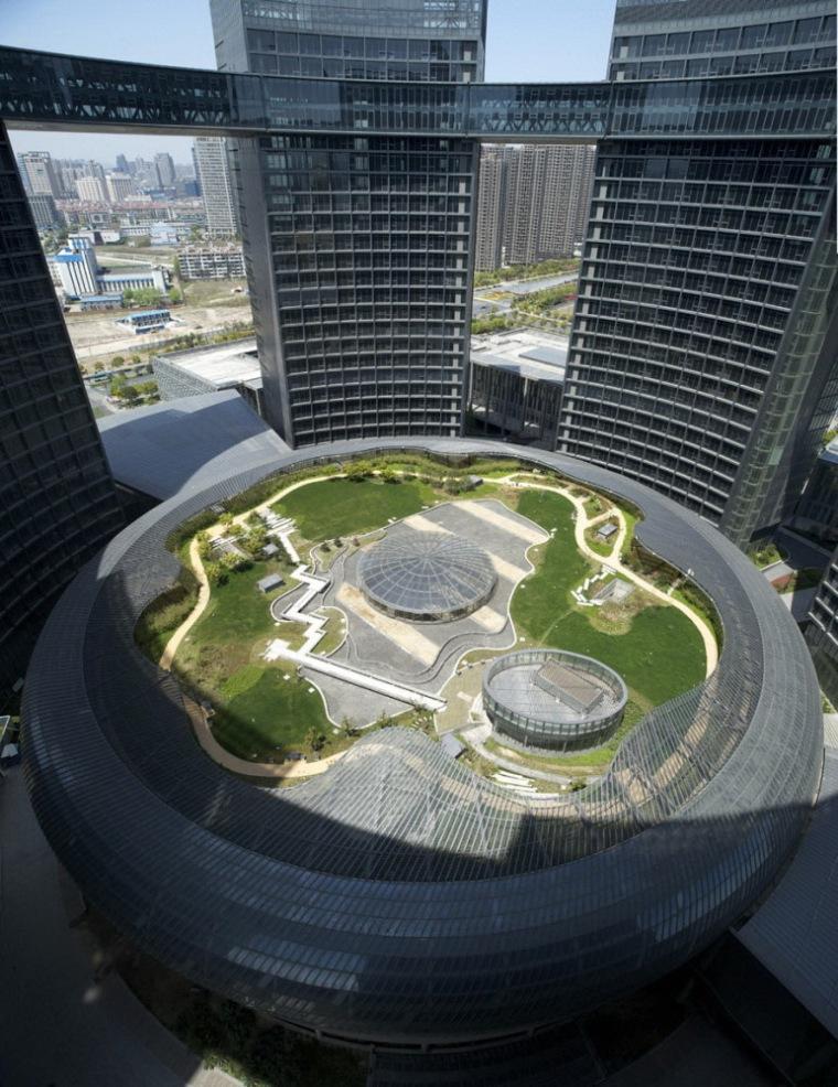 杭州新市政大楼第12张图片