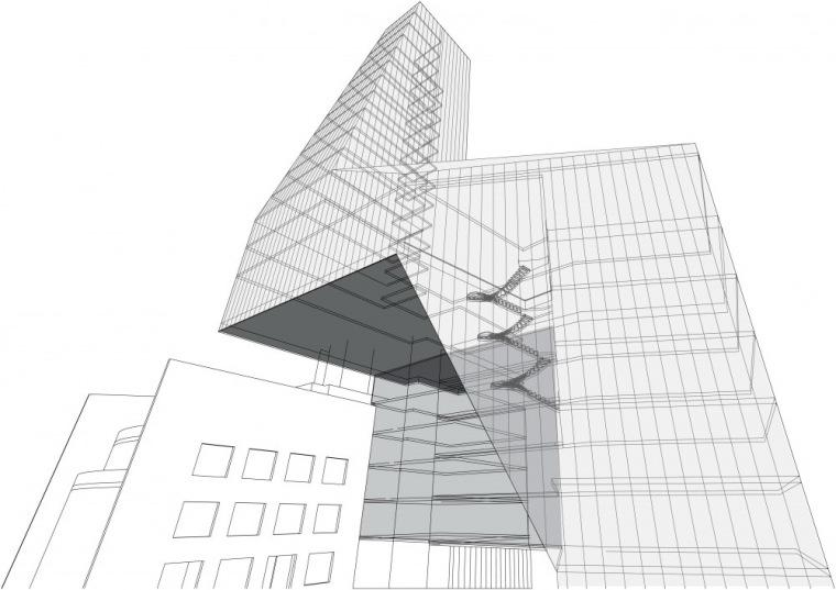 模型空间01 Model Space Imaging-BLC银行总部第8张图片