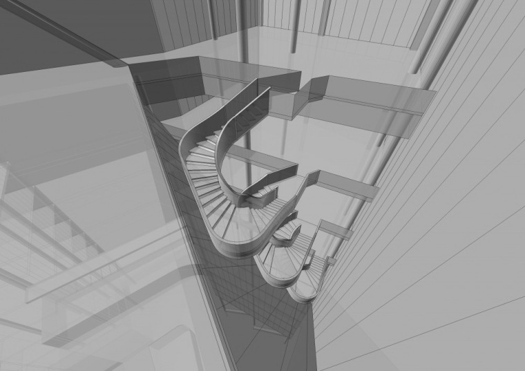 模型空间03 Model Space Imaging-BLC银行总部第10张图片