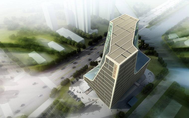 宁波数字媒体办公大楼第4张图片