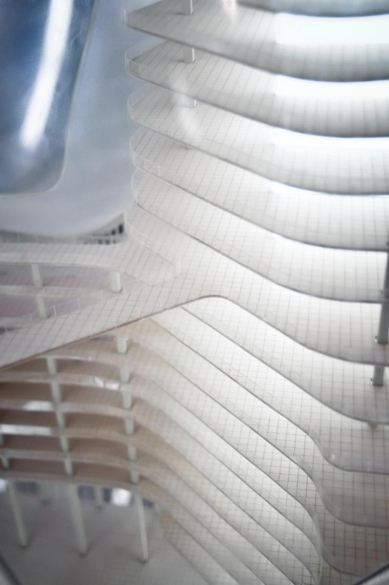 物理模型05 Physical Model05-宁波数字媒体办公大楼第21张图片