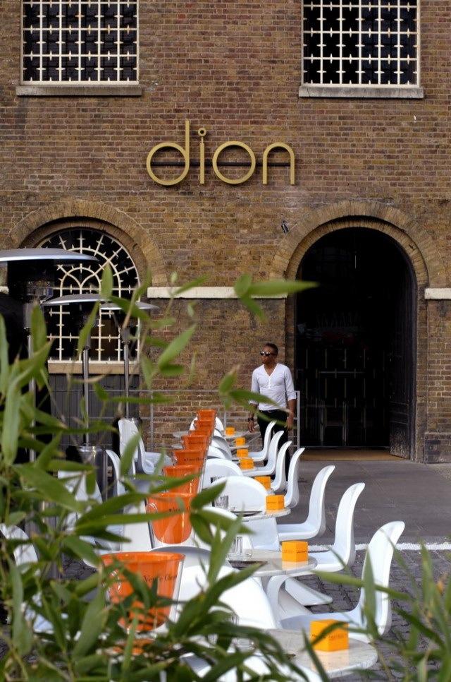 迪昂金丝雀码头酒吧 第2张图片