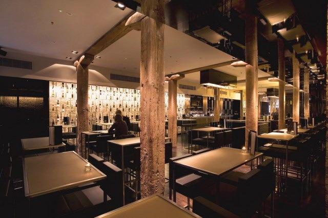 迪昂金丝雀码头酒吧 第5张图片