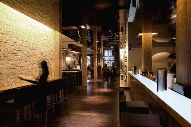 迪昂金丝雀码头酒吧 第8张图片