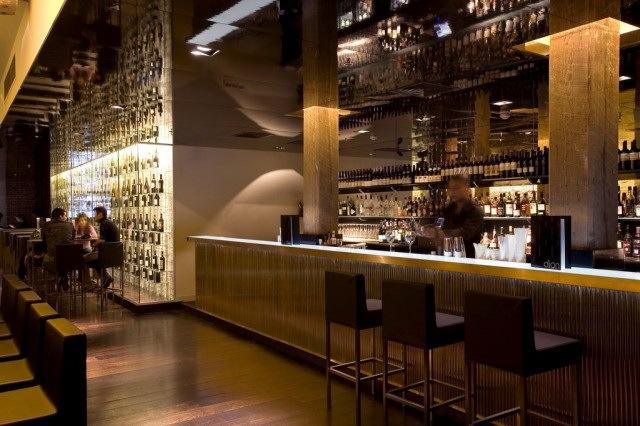 迪昂金丝雀码头酒吧 第10张图片