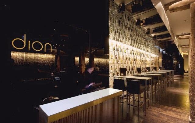 迪昂金丝雀码头酒吧 第13张图片