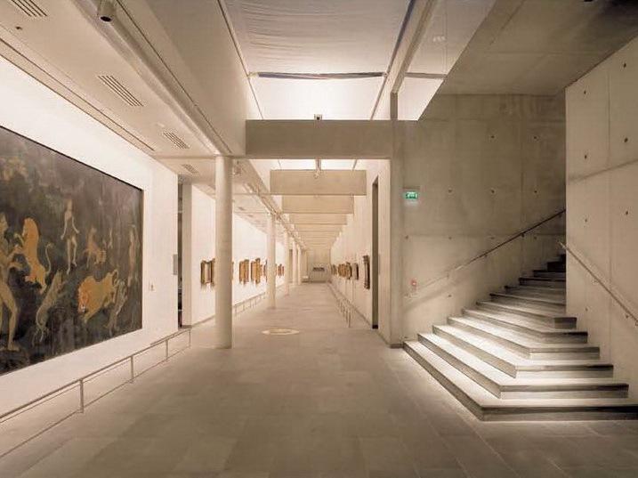 巴黎橘园美术馆第1张图片